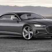 Audi A9 e-tron Sedan