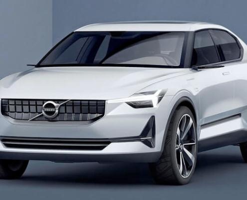 Volvo Unnamed Hatchback