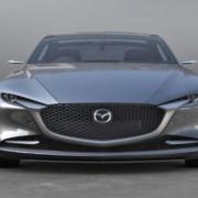 Mazda Unnamed EV
