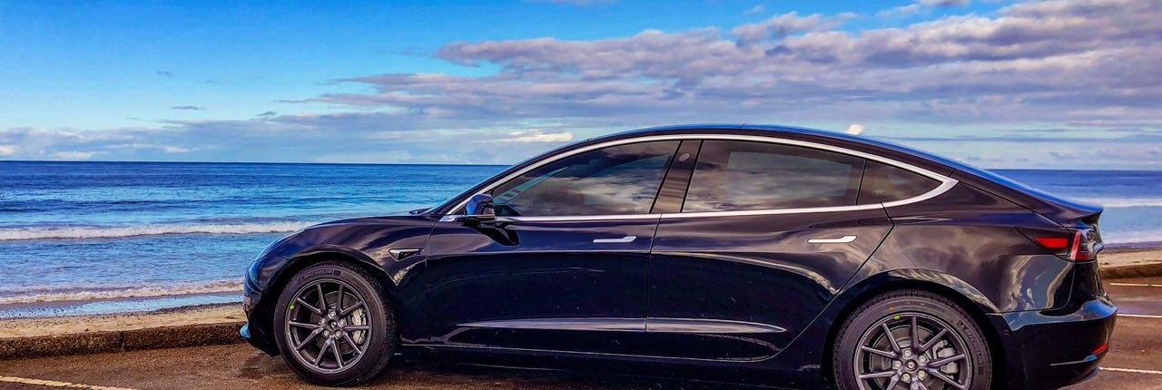 2018 Tesla Model 3 Premium Tesla model 3 AWD Premium