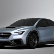 Subaru Unnamed EV