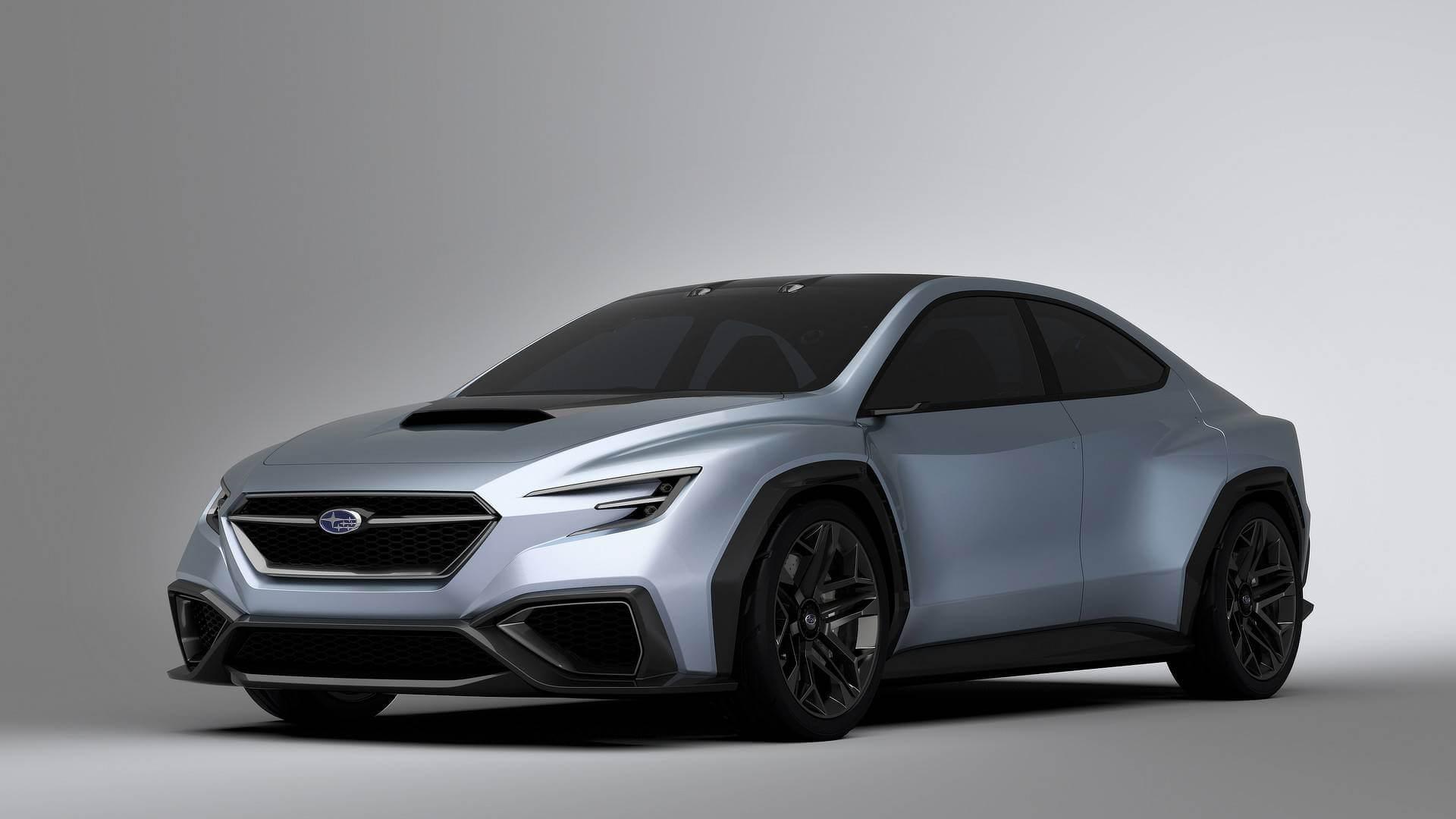 Subaru Unnamed EV