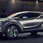 Toyota Unnamed EV SUV