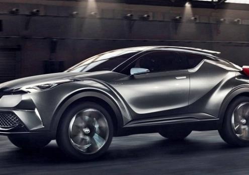 Toyota Unnamed EV SUV