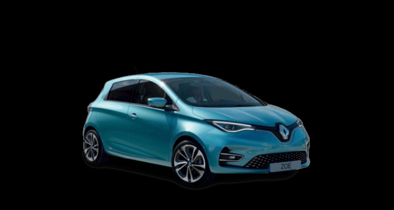 Renault Zoe ZE40 R110