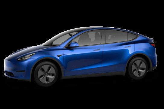 Tesla Model Y Long Range